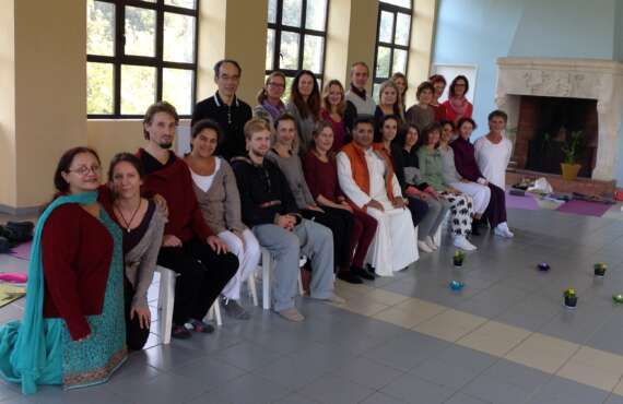 2013 Transformational Yoga Retreat at France